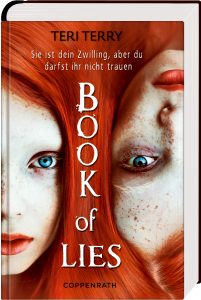 Coverfoto Book of lies