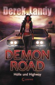 Coverfoto Demon Road