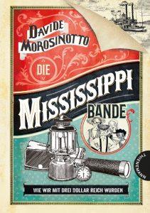 Coverfoto Die Mississippi-Bande