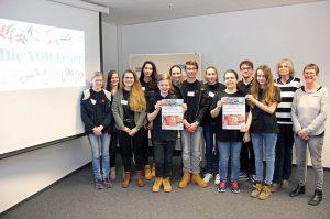 Gruppenfoto Die VOR-Leser
