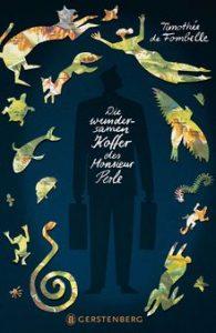 Coverfoto Die wundersamen Koffer des Monsieur Perle