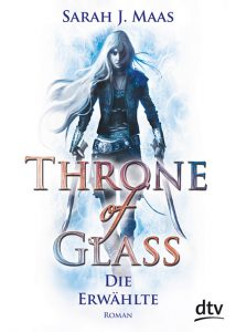 Coverfoto Throne of Glass