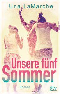 Coverfoto Unsere fünf Sommer