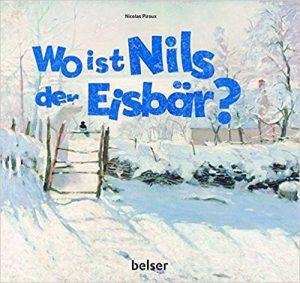 Coverfoto Wo ist Nils der Eisbär?