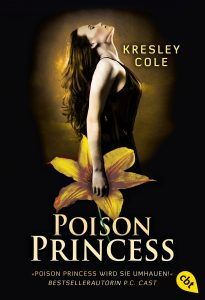 Cover Poison princess
