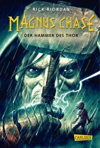Coverfoto Magnus Chase Der Hammer des Thor