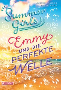 Coverfoto Summer Girls-Emmy und die perfekte Welle
