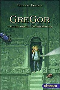 Coverfoto Gregor und die graue Prophezeiung