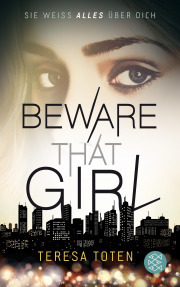 Coverfoto Beware that girl