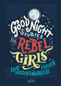 Coverfoto Good night stories for rebel girls