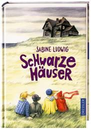 Coverfoto Schwarze Häuser