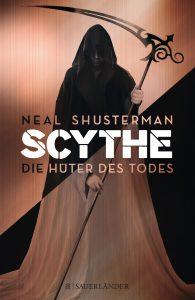 Coverfoto Die Scythe- Hüterin des Todes