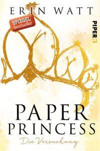 Coverfoto Paper princess die versuchung