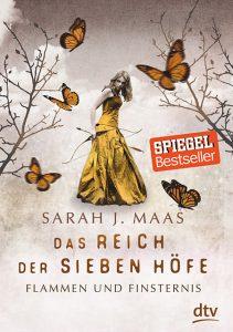 Coverfoto Das Reich der sieben Höfe 2