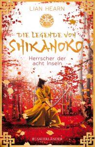 Coverfoto Die Legende von Shikanoko