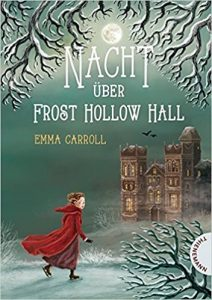 Coverfoto Nacht über Frost Hollow Hall