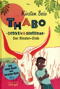Coverfoto Thabo-Der Rinderdieb
