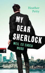 Coverfoto My dear Sherlock- weil es enden muss