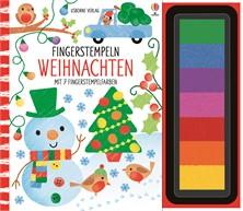 Coverfoto Fingerstempeln Weihnachten