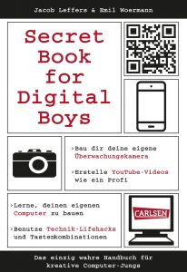 Coverfoto Secret book for digital boys