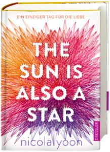 Coverfoto The sun is also a star