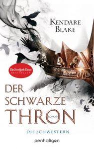 Coverfoto: der schwarze Thron