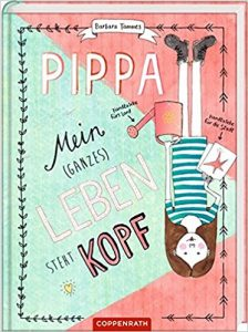 Coverfoto Pippa mein ganzes Leben steht Kopf