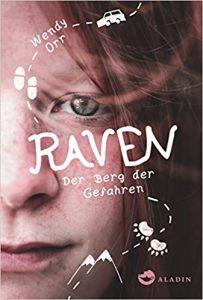 Coverfoto Raven berg der Gefahren