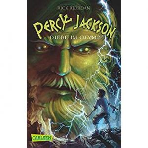 Coverfoto Percy Jackson Diebe im Olymp