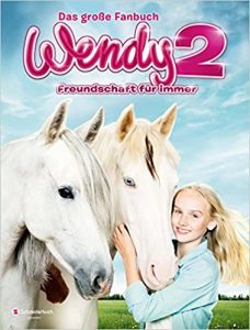 Coverfoto Wendy 2 Fanbuch