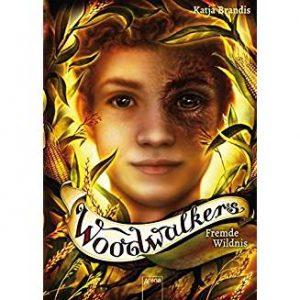 Coverfoto Woodwalkers 4 fremde Wildnis