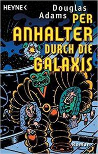 Coverfoto Per Anhalter durch die Galaxis