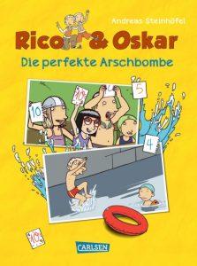 Coverfoto Rico und Oskar Die perfekte Arschbombe