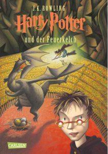 Coverfoto Harry Potter und der Feuerkelch