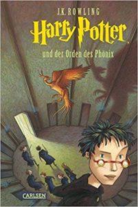 Coverfoto Harry Potter und der orden des Phönix