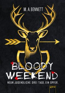 Coverfoto Bloody weekend