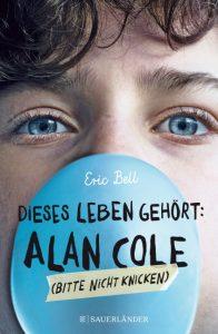 Coverfoto Dieses Leben gehört Alan Cole