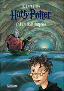 Coverfoto Harry Potter und der Halbblutprinz