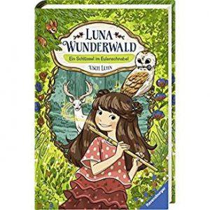 Coverfoto Luna Wunderwald Ein Schlüssel im Eulenschnabel
