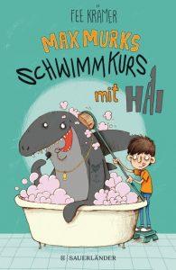 Coverfoto Max Murks Schwimmkurs mit Hai