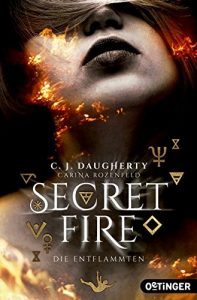 Coverfoto Secret fire