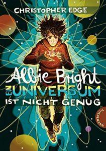 Coverfoto Albie bright Ein Universum ist nicht genug