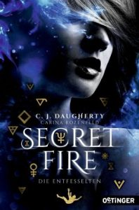 Coverfoto Secret fire 2