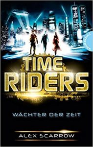 Coverfoto Time Riders