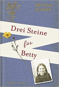 Coverfoto Drei Steine für Betty
