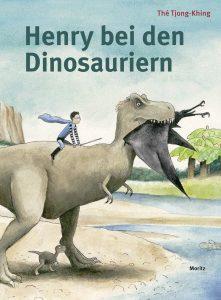 Coverfoto henry bei den Dinosauriern