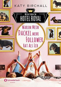 Coverfoto Mein Leben im Hotel Royal