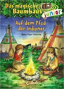 Coverfoto Auf dem pfad der Indianer