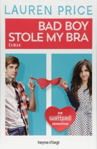 Coverfoto Bad boy stole my bra