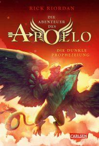 Coverfoto Apollo-die dunkle Prophezeiung